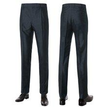 [파파브로]남성 여름 원턱 수트 양복 팬츠 정장바지 LO-C307-차콜