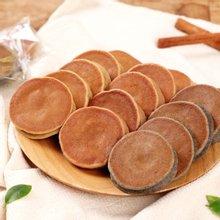 [황금보리] 순수 국내산 보리로 만든 찰보리빵 20개입 (개당25g)