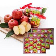 [사과랑] 새콤달콤 경북 세척사과 3kg x 3박스 (실중량/로얄과/총39과내)
