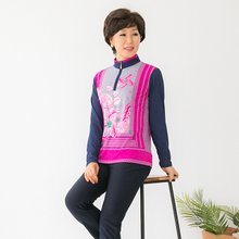 마담4060 엄마옷 나비반오픈티셔츠 QTE902029