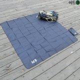 이드나인 등산/캠핑용 정사각 방수시트(145x145cm)