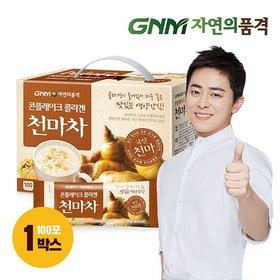 [GNM자연의품격]콘플레이크 콜라겐 천마차 1박스(100포)