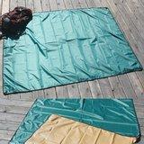 MK 도비원단 등산/캠핑용 방수시트(특대 150X208cm)