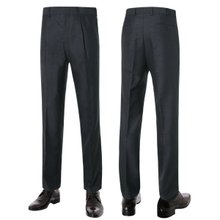 [파파브로]남성 여름 원턱 수트 양복 팬츠 정장바지 LO-C308-진그레이