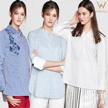 W.베일 S/S 플로럴 셔츠 블라우스 3종 택1