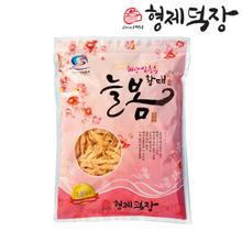 [형제덕장] 늘봄 명품 황태채 1kg x 1봉
