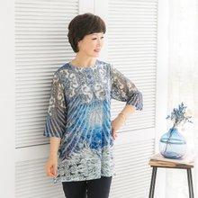 마담4060 엄마옷 최고의날티셔츠 QATE905001