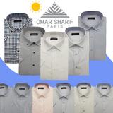 오마샤리프 반팔와이셔츠33종/여름셔츠/반팔셔츠/빅사이즈셔츠