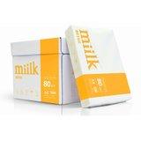 밀크 A4 복사용지(A4용지) 미색 2500매(1박스)