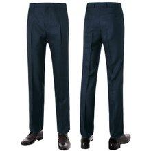 [파파브로]남성 여름 원턱 수트 양복 팬츠 정장바지 LO-C310-진네이비