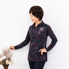 마담4060 엄마옷 나만의매력셔츠 ZBL910027