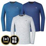 [파라고나] 무료배송 1+1 남성 기능성 라운드 티셔츠