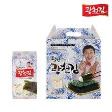 [광천김] 달인 김병만의 10호 선물세트(파래식탁15g x 12봉)