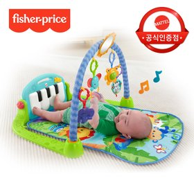 [피셔프라이스] 피아노 아기 체육관 (블루)