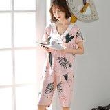모스트1531 여성 잠옷 홈웨어 세트 (6type)