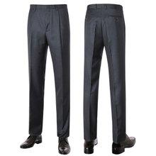 [파파브로]남성 여름 원턱 수트 양복 팬츠 정장바지 LO-C311-차콜
