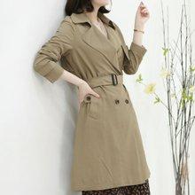[웬디즈갤러리]이자벨 트렌치 코트 OCT001
