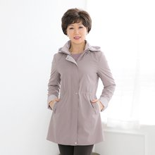 마담4060 엄마옷 봄날후드점퍼 QJP902011