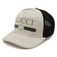 [구찌] 로고 426887 4HD93 9060 공용 모자
