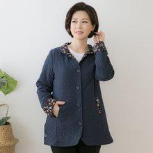 마담4060 엄마옷 꽃을품은자켓 QJK902011
