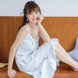 모스트2081 여성 잠옷 홈웨어 원피스 (6type)