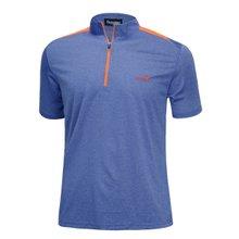 [파파브로]남성 여름 등산복 반팔 반집업 티셔츠 LM-HMK9-5082-4-블루