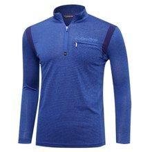 [파파브로]남성 국산 아웃도어 등산복 긴팔 티셔츠 MB-A9-MC-블루