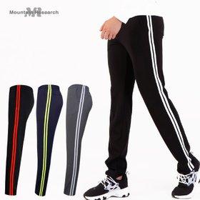 [마운틴리서치] 남여 두줄팬츠 일반/성인트레이닝복
