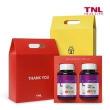 트루앤라이프 10종 복합기능성 건강한 눈 루테인(병) 2개입 선물세트
