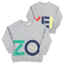 [겐조키즈] 왁스 KN15508 25 8A12A 키즈 긴팔 맨투맨 티셔츠 (성인착용가능)