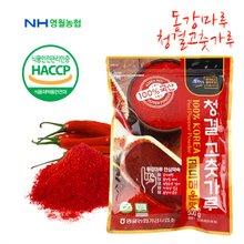 [영월농협] 청결 고춧가루 500g x 1봉/매운맛