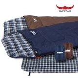 버팔로 코지 침낭/목받침 사계절침낭 낚시 캠핑용품
