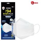 [60매] 지앤메디 KF94 황사방역마스크 대형