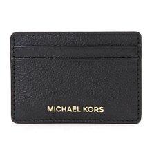 [마이클코어스] 젯 셋 34F9GF6D0L BLACK 공용 명함/카드지갑