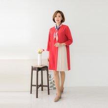 마담4060 엄마옷 은밀한주름원피스 QOP901014