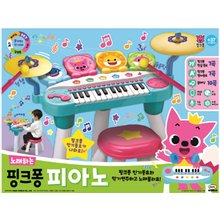 [미미월드] 노래하는 핑크퐁 피아노