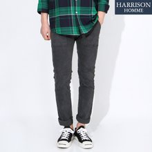 [해리슨] 남자 절개워싱 면바지 CH1011