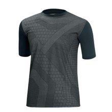 [파파브로]남성 여름 기능성 스판 라운드 반팔 티셔츠 MB-H9-MCC-그레이