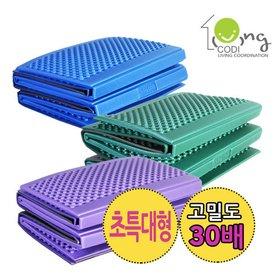 [리빙코디] 고밀도 30배 자이언트 캠핑매트 3종 택