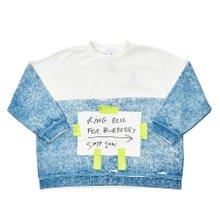 [버버리키즈] 사인 RINGBELL 8002676 A1223 키즈 긴팔 맨투맨 티셔츠 (성인착용가능)