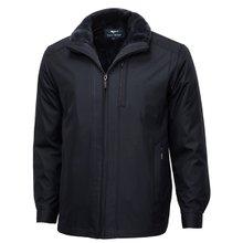 [파파브로]남성 국산 캐주얼 재킷 털카라 신사 점퍼 HAN-W8-40-블랙