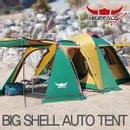버팔로 프리미엄 뉴 빅쉘 오토 텐트