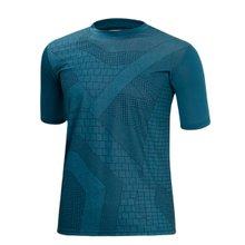 [파파브로]남성 여름 기능성 스판 라운드 반팔 티셔츠 MB-H9-MCC-청록