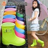 [페이퍼플레인키즈] PK7761 아동장화 유아 레인부츠 남아 여아 주니어 어린이 아동 장화 신발 아기