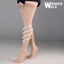 [3개입]원더워크 의료용 압박스타킹 허벅지형 중강압 20~30mmHg