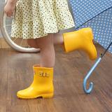 [페이퍼플레인키즈]PK7761 - 키즈 장마 아동장화 레인부츠 아동화 장화 아동 슈즈 우비 비옷 우산 유아