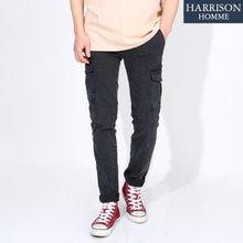 [해리슨] 남자 파스텔 카고 면바지 CHG1045