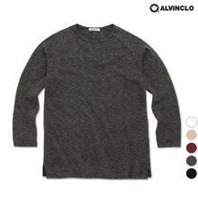 [앨빈클로]AVT-305 쫀쫀 크래커 긴팔 티셔츠