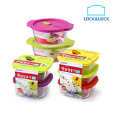 [락앤락] 내열유리 간편 햇쌀밥용기 7종 풀세트 (오븐/렌지/냉동)