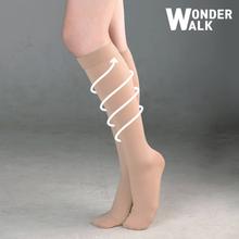 [3개입]원더워크 의료용 압박스타킹 무릎형 중강압 20~30mmHg